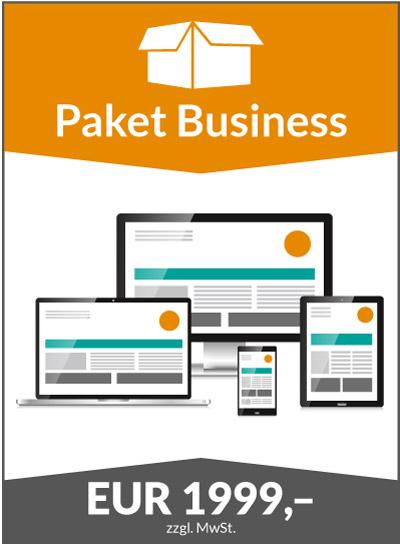 Gründerpaket Business